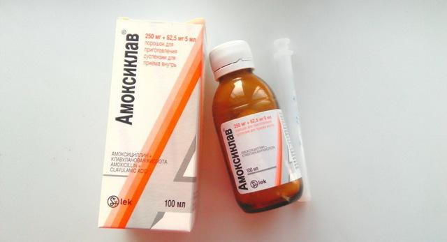 Можно ли пить амоксиклав на разных сроках беременности, что говорится в инструкции по применению?