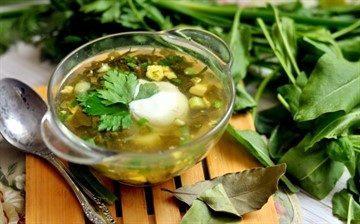 Щавель в рационе кормящей мамы: можно ли кушать щавелевые супы и салаты при грудном вскармливании?