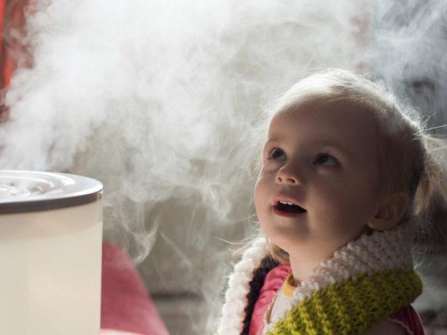 Какой увлажнитель воздуха для детской комнаты лучше - ультразвуковой или паровой: обзор моделей и рейтинг