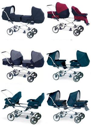 Какую коляску лучше выбрать для двойни и погодок: рейтинг 12 самых популярных моделей