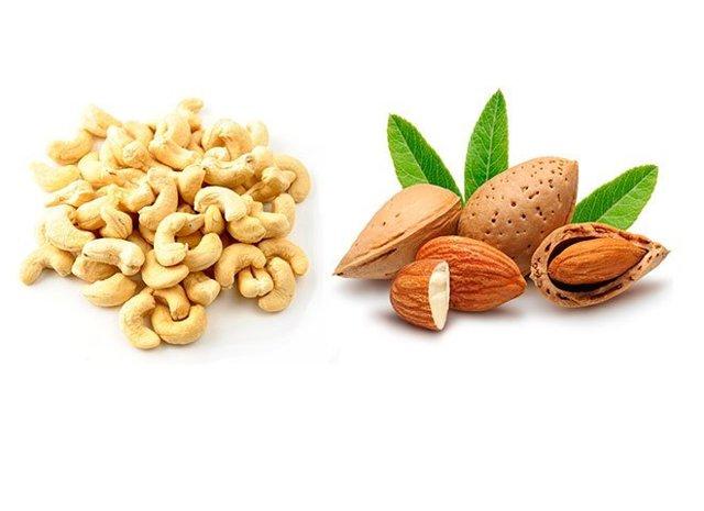 Какие орехи можно кушать кормящей маме при грудном вскармливании: составляем список безопасных орешков при лактации