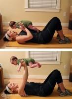 Через сколько времени после родов можно начать занятия спортом, чтобы похудеть и вернуть прежнюю форму?
