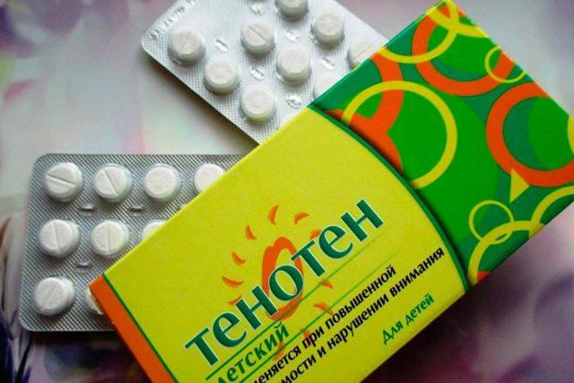 Снотворные капли и таблетки для грудничков до 1 года и детей старшего возраста