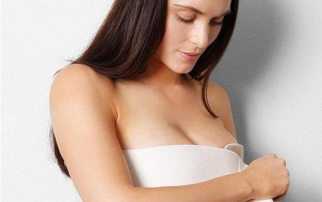 Как правильно перетянуть молочные железы для предотвращения лактации: все