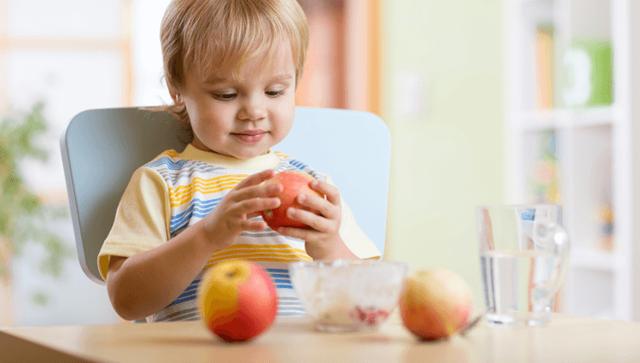 Как научить ребенка жевать: приучаем малыша к новой для него твердой пище в 1-2 года