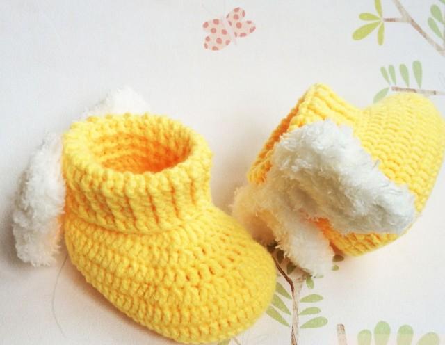 Вязание пинеток для новорожденных крючком: схемы и пошаговое описание урока для начинающих