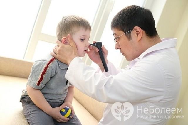 Причины возникновения полипов в носу у ребенка, симптомы с фото и особенности лечения