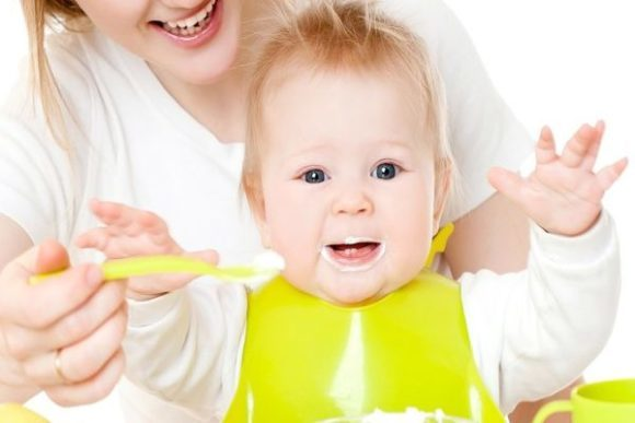 Кисломолочные и молочные смеси